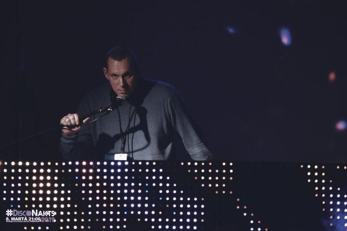DJ Uldis Ozoliņš.