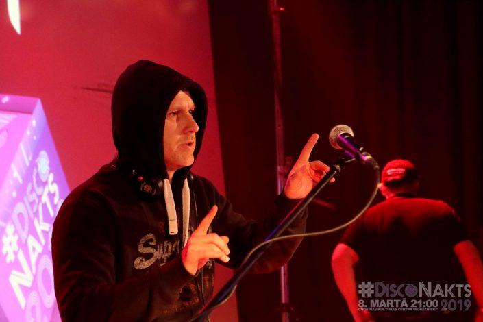 DJ Aldis Gobzems. Diskolaiks.