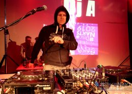 DJ Aldis Gobzems.