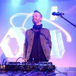 DJ Artis Dvarionas.