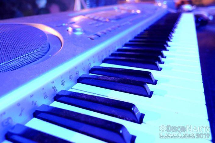 Dzīvā mūzika šonakt- DJ Ints Indriksons..
