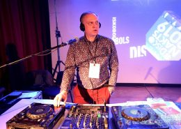 DJ Ints Indriksons.