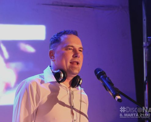 DJ Jānis Mihailovs.