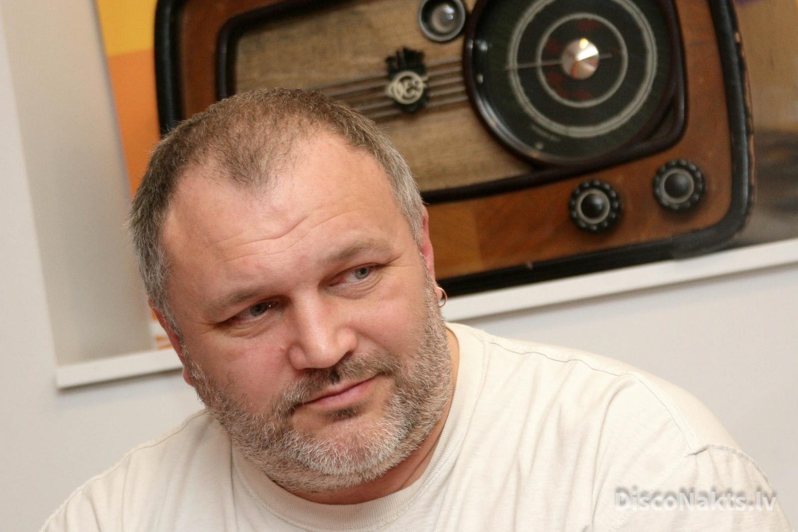 DJ Kaspars Upacieris